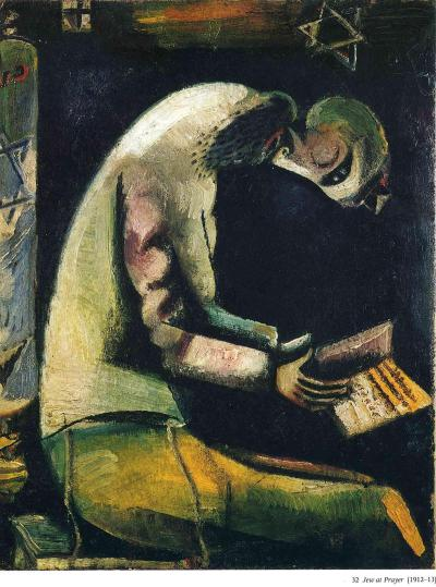 jew at prayer