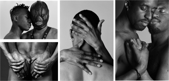 Ajamu photography black bodyscapes mapplethrope ajami gay black stereotypes male sexuality s&m