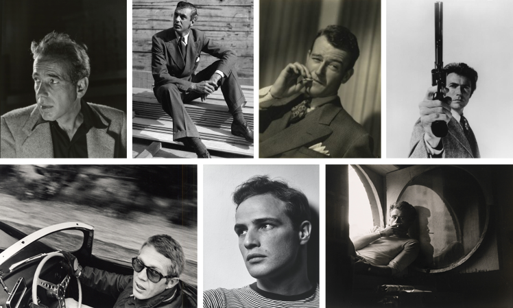 American cool Smithsonian National Portrait Gallery marlon brando james dean hollywood cool