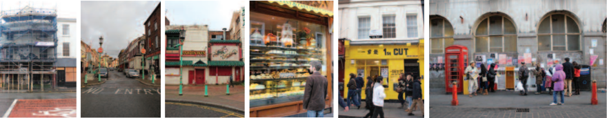 Liverpool  London Chinatown